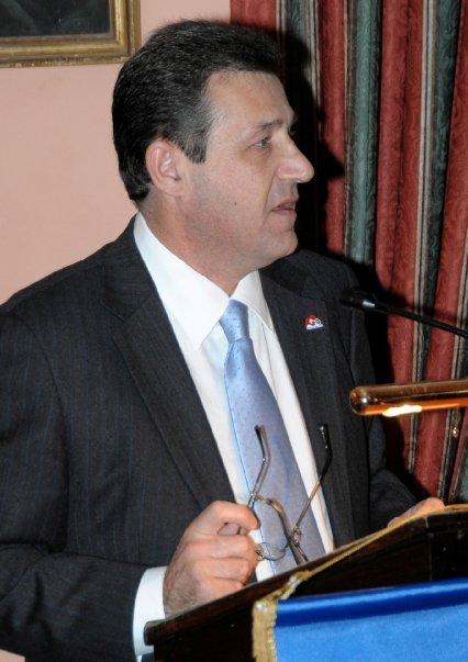 Κώστα Καρβούνης Διοικητής 2484ΠΔΡ  2014-15