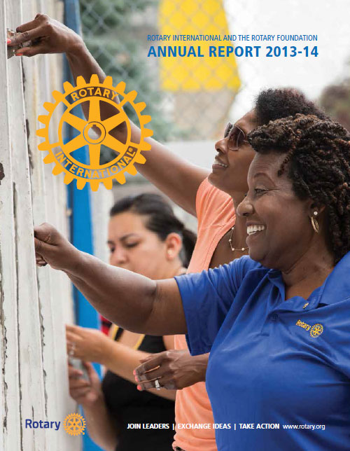Rotary-International-and-the-Rotary-Foundation-Annual-Report-2013-2014